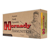 Hornady Custom 338 Lapua 250 Grain InterLock SP Rifle Ammo (20)