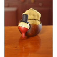 Meadowbrooke Gourds Larry Miniature Turkey Gourd