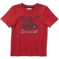 Carhartt Toddler Boy's Rugged Outdoor Short-Sleeve T-Shirt