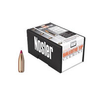 "Nosler Ballistic Tip Varmint 204 Cal. 40 Grain .204"" Spitzer Point / Maroon Tip Rifle Bullet (100)"