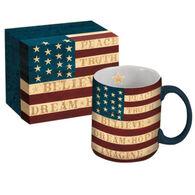 Lang Colonial Flag Ceramic Coffee Mug