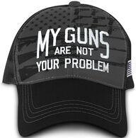 Buck Wear Men's My Guns Hat
