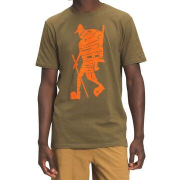 The North Face Mens TNF Hiker Short-Sleeve T-Shirt