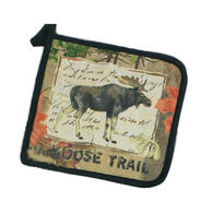 Kay Dee Designs Wilderness Trail Moose Pot Holder