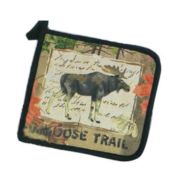 Kay Dee Designs Wilderness Trail Moose Pot Holder
