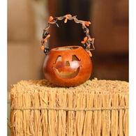 Meadowbrooke Gourds Jack Basket Party Treat Gourd