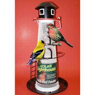 Bobbo Solar Lighthouse Feeder