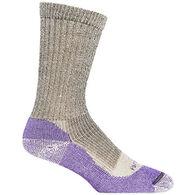 Farm to Feet Women's No Fly Zone Boulder Sock