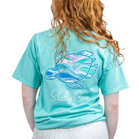 Shelly Cove Men's & Women's Deep Dive Short-Sleeve T-Shirt