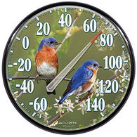 "AcuRite 12.5"" Bluebirds Thermometer"