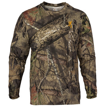 Browning Mens Wasatch-CB Long-Sleeve T-Shirt