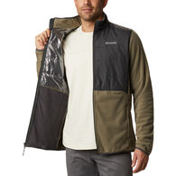 Columbia Men's Basic Butte Full-Zip Fleece Jacket