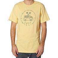 Reef Men's Hood Short-Sleeve T-Shirt