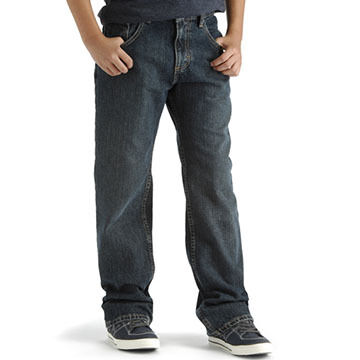 Lee Boys' Premium Select Relaxed Fit Husky Jean