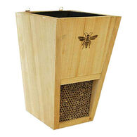 Audubon Heavy Duty Cedar Mason Bee House Planter