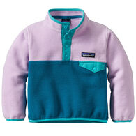 Patagonia Toddler Girl's Lightweight Synchilla Snap-T Pullover Jacket