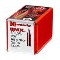 """Hornady GMX 30 Cal. 165 Grain .308"""" Rifle Bullet (50)"""