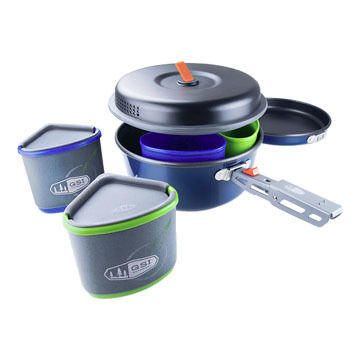 GSI Outdoors Bugaboo Backpacker Cook System