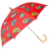 Hatley Boys' Monster Trucks Umbrella