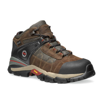 Timberland PRO Mens 4 Hyperion Waterproof All-Terrain Alloy Toe Work Boot