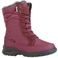 Kamik Women's Brooklyn Waterproof Winter Boot