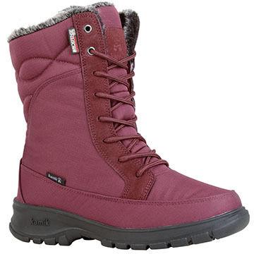 Kamik Women's Brooklyn Waterproof Winter Boot