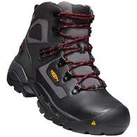 "Keen Men's St. Paul 6"" Waterproof Carbon-Fiber Toe Work Boot"