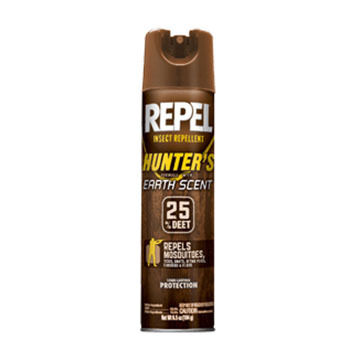 Repel Hunter's Formula w/ Earth Scent Insect Repellent Aerosol Spray - 6.5 oz.