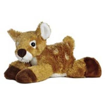 "Aurora Fawn 8"" Plush Stuffed Animal"