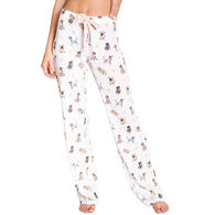 P.J. Salvage Women's Dog PJ Pant