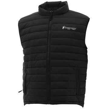 Frogg Toggs Mens Co-Pilot Insulated Puff Vest