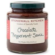 Stonewall Kitchen Chocolate Peppermint Sauce, 12.25 oz.