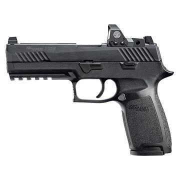 SIG Sauer P320 Nitron RX 9mm 4.7 12-Round Pistol