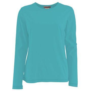 White Sierra Womens Bug Free Long-Sleeve T-Shirt