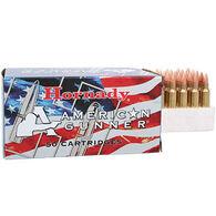 Hornady American Gunner 223 Remington 55 Grain HP Rifle Ammo (50)