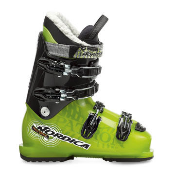Nordica Children's Patron Team Alpine Ski Boot - 14/15 Model
