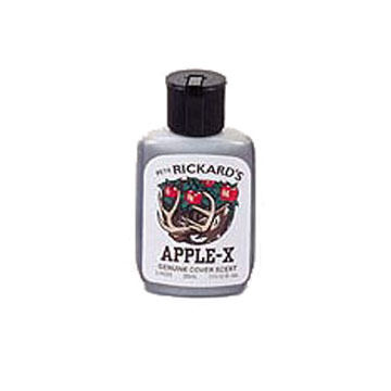 Pete Rickard Apple-X Cover Scent