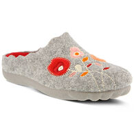 Spring Footwear Women's Wildflower Wool Slipper