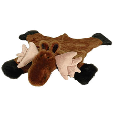 Carstens Inc Small Moose Rug