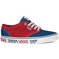 Vans Men's Atwood Sidewall Logo Sneaker