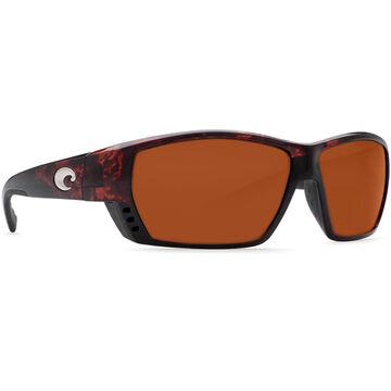 Costa Del Mar Tuna Alley Plastic Lens Polarized Sunglasses