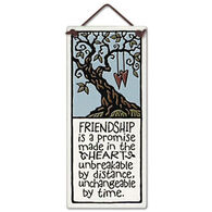 "Spooner Creek Designs ""Friendship"" Small Talls Tile"