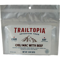 Trailtopia Chili Mac w/ Beef - 1 Serving