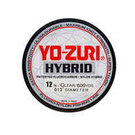 Yo-Zuri Hybrid Fluorocarbon / Nylon Fishing Line - 600 Yards