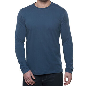 Kuhl Mens Bravado Crew Long-Sleeve Shirt