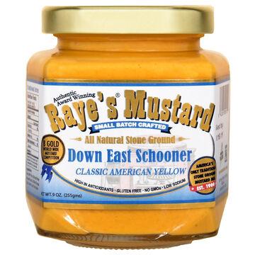 Rayes Mustard Down East Schooner Mustard
