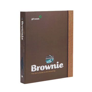 Girl Scouts Brownie Girls Guide to Girl Scouting Handbook