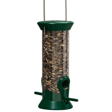 Droll Yankees New Generation 8″ Sunflower / Mixed Seed Feeder