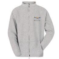 ESY Men's Moose Full Zip Sweatshirt