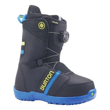 Burton Children's Zipline Boa Snowboard Boot - 14/15 Model